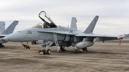 164261 - USA - Marine Corps McDonnell Douglas F/A-18C Hornet