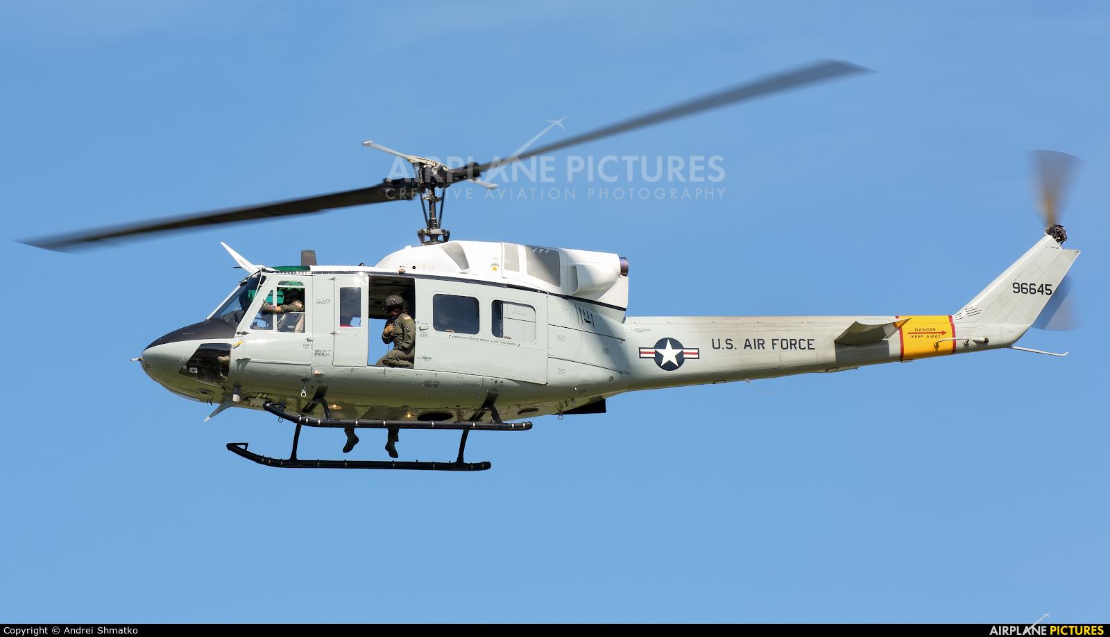 USA - Air Force 69-6645 aircraft at Yokota AB