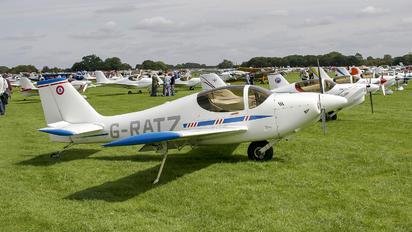 G-RATZ - Private Europa Aircraft Europa