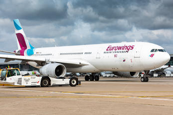 OO-SFB - Eurowings Airbus A330-300