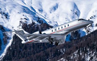 9H-VCA - Vistajet Bombardier BD-100 Challenger 300 series