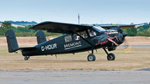 G-HOUR - Private Max Holste MH.1521 Broussard aircraft