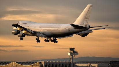 4L-GEN - Geo-Sky Boeing 747-200F