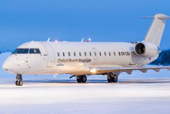OY-CRJ - Global Reach Aviation Bombardier CRJ-200LR