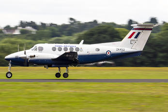 ZK452 - Royal Air Force Beechcraft 200 King Air
