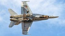 C.15-48 - Spain - Air Force McDonnell Douglas EF-18A Hornet aircraft
