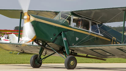 G-ADMT - Private de Havilland DH. 87 Hornet Moth