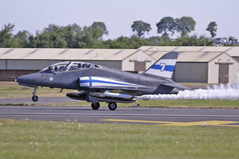 HW-352 - Finland - Air Force British Aerospace Hawk 51