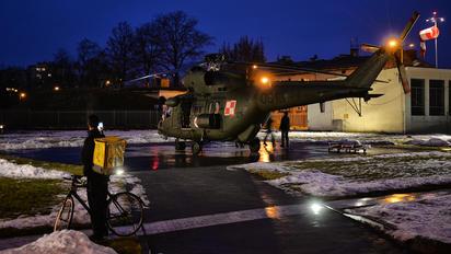 0613 - Poland - Army PZL W-3 Sokół