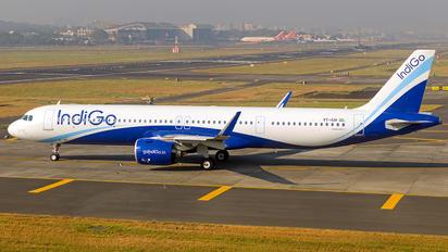 VT-IUH - IndiGo Airbus A321 NEO