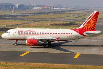 VT-SCG - Air India Airbus A319