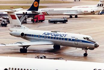 CCCP-65854 - Aeroflot Tupolev Tu-134A