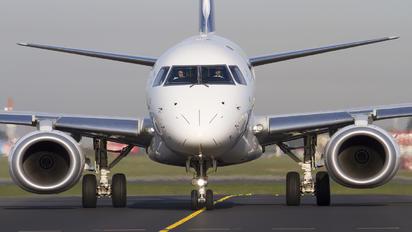SP-LMC - LOT - Polish Airlines Embraer ERJ-190 (190-100)
