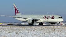 A7-BHA - Qatar Airways Boeing 787-9 Dreamliner aircraft
