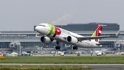CS-TVD - TAP Portugal Airbus A320 NEO