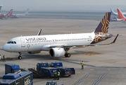 VT-TNL - Vistara Airbus A320 NEO aircraft