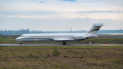 M-SFAM - Private McDonnell Douglas MD-87