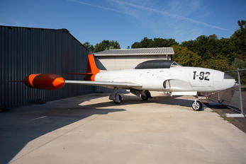 1-92 - Private Lockheed T-33A Shooting Star