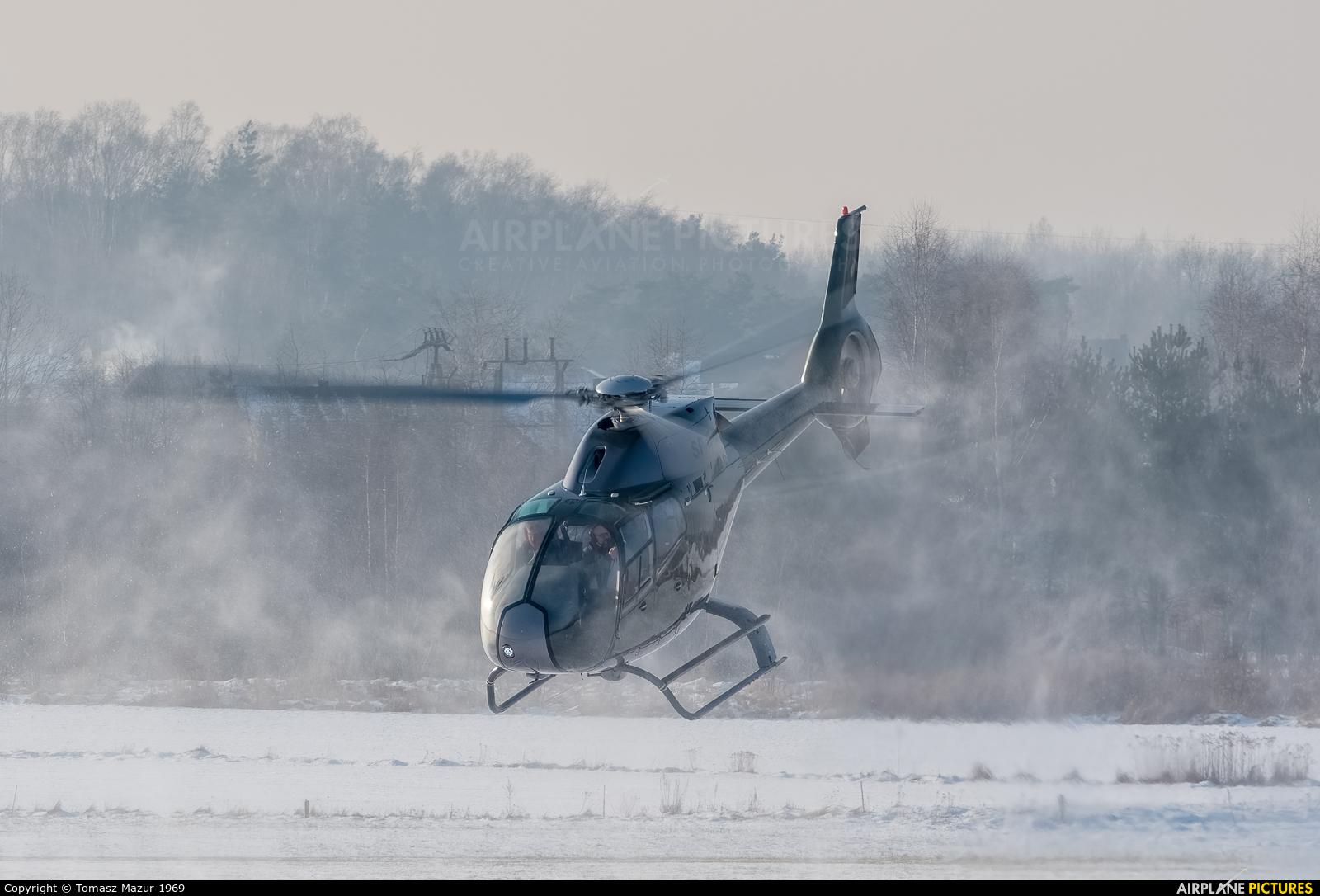 Private SP-GRA aircraft at Rybnik - Gotartowice