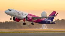 HA-LJD - Wizz Air Airbus A320 NEO aircraft