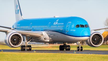 PH-BKD - KLM Boeing 787-10 Dreamliner