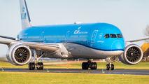 PH-BKD - KLM Boeing 787-10 Dreamliner aircraft