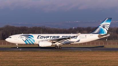 SU-GCF - Egyptair Cargo Airbus A330-200