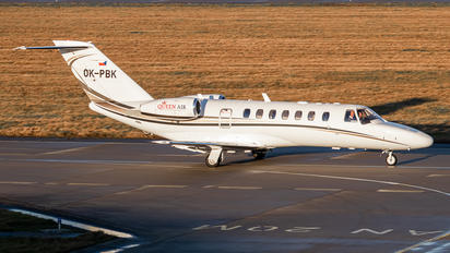 OK-PBK - Queen Air Cessna 525B Citation CJ3