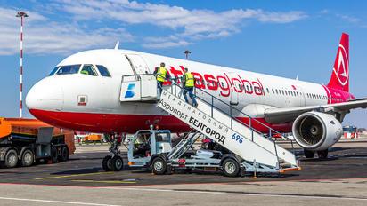 TC-ATB - Atlasglobal Airbus A321