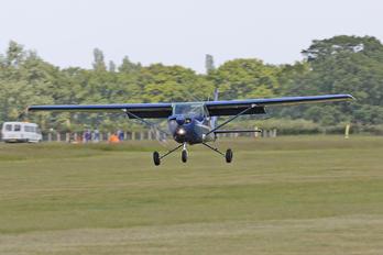 G-BSTP - Lydd Aero Club Cessna 152