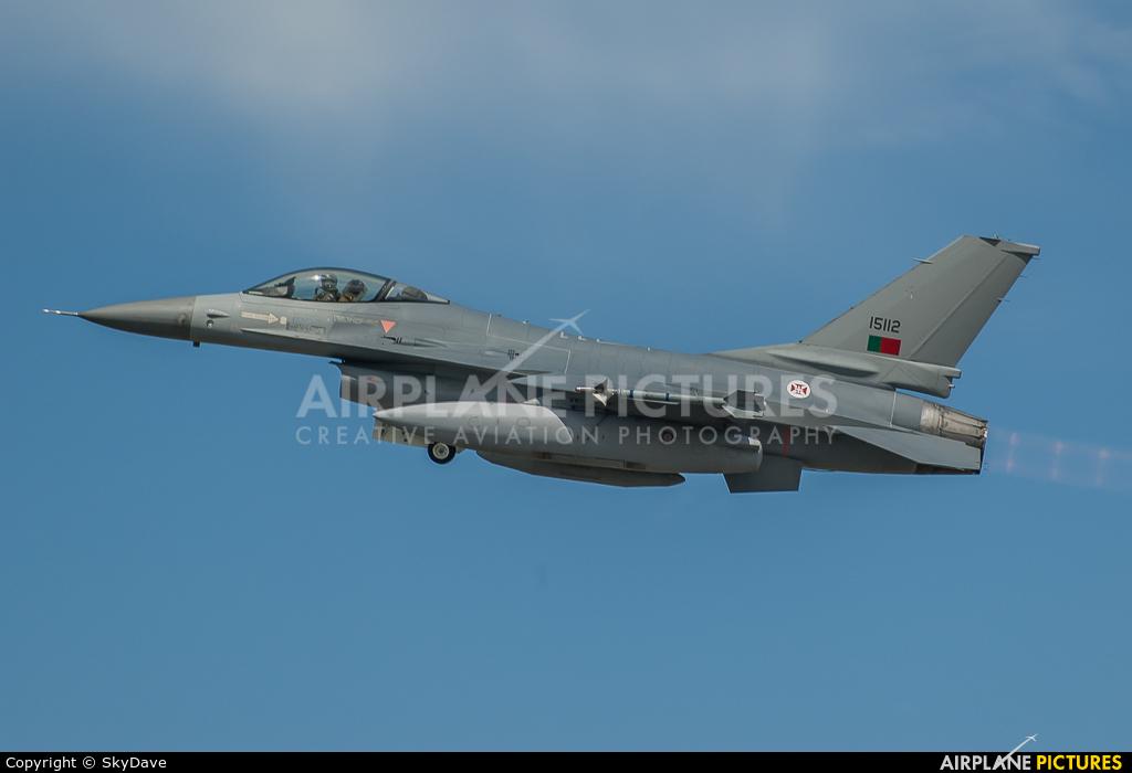 Portugal - Air Force 15112 aircraft at Fairford