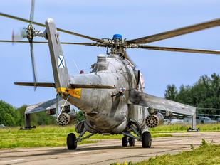 RF-34207 - Russia - Navy Mil Mi-24VP