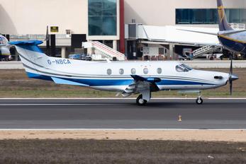 G-NBCA - Private Pilatus PC-12
