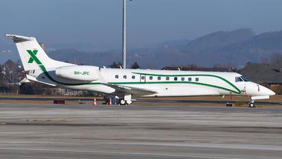9H-JPC - Air X Embraer ERJ-135 Legacy 600