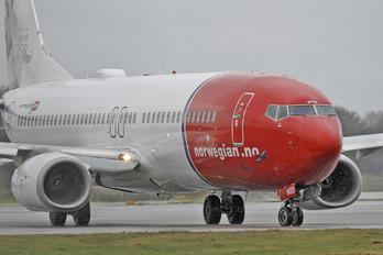 LN-NOD - Norwegian Air Shuttle Boeing 737-800