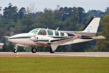 LV-JTY - Private Beechcraft 58 Baron
