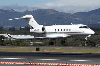 N749QS - Private Bombardier BD-100 Challenger 350 series