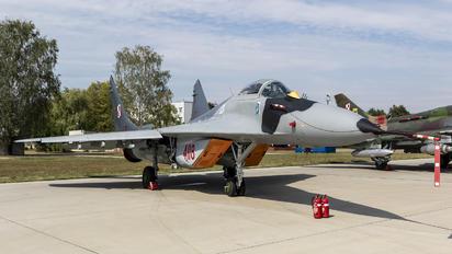 4118 - Poland - Air Force Mikoyan-Gurevich MiG-29G