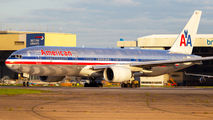 N795AN - American Airlines Boeing 777-200ER aircraft