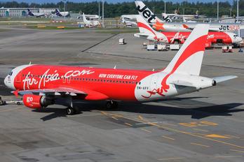 9M-AFF - AirAsia (Malaysia) Airbus A320