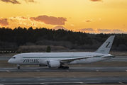 JA822J - ZIPAIR Tokyo Boeing 787-8 Dreamliner aircraft