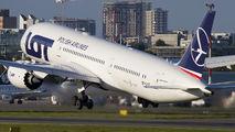 SP-LSE - LOT - Polish Airlines Boeing 787-9 Dreamliner aircraft