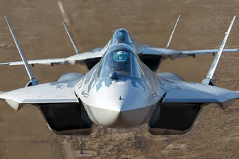 051 BLUE - Russia - Air Force Sukhoi Su-57