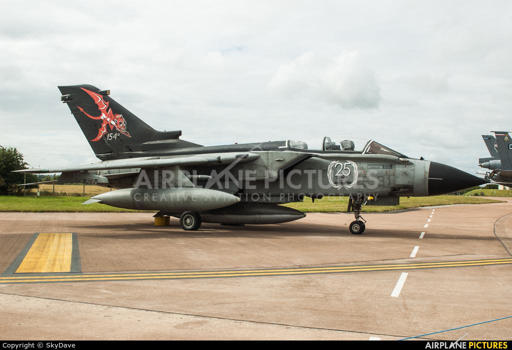 Italy - Air Force MM7006 aircraft at Fairford