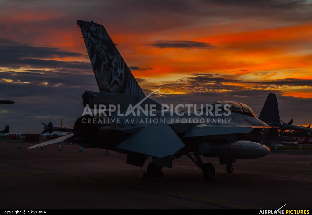 Norway - Royal Norwegian Air Force 692 aircraft at Fairford