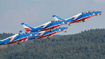 "E134 - France - Air Force ""Patrouille de France"" Dassault - Dornier Alpha Jet E aircraft"