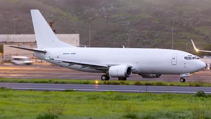 ZS-SBA - Star Air Cargo Boeing 737-300F