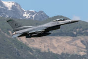 88-0446 - USA - Air Force General Dynamics F-16CG Night Falcon aircraft