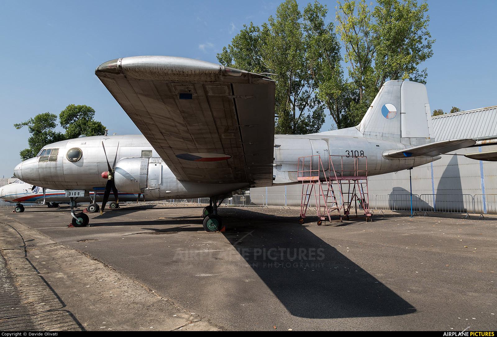 Czechoslovak - Air Force 3108 aircraft at Prague - Kbely, Letecké muzeum
