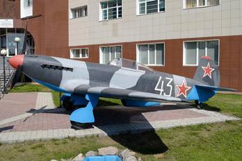 43 WHITE - Soviet Union - Air Force Yakovlev Yak-9